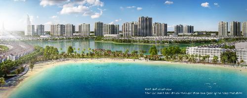 Thành phố đại dương - VinCity Ocean Park.