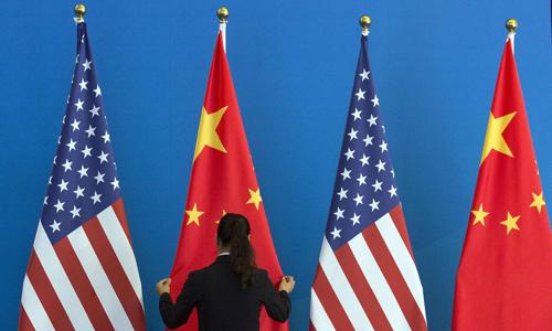 Các quan chức Mỹ và Trung Quốc sẽ gặp nhau để đàm phán về thương mại tại Washington tuần này. Ảnh: Bloomberg