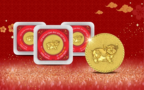 Đón Thần Tài với những sản phẩm vàng độc đáo từ DOJI - 1