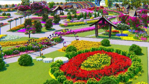 Đón Tết Kỷ Hợi 2019 ngập tràn niềm vui tại thiên đường mùa xuân Suối tiên (bài xin Edit)