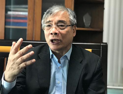 TS Trần Đình Thiên: 'Việt Nam cần những doanh nghiệp tư nhân đủ lớn để bứt phá' - Ảnh 1