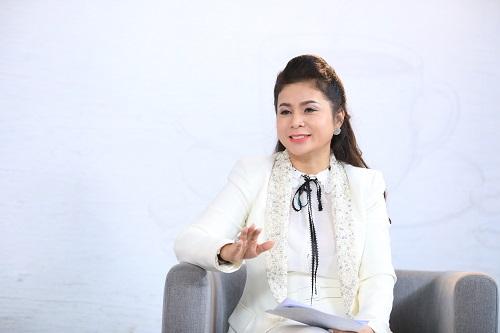 Bà Lê Hoàng Diệp Thảo hào hứng kể lại hành trình 20 năm tâm huyết với ngành cà phê và những kỷ niệm đẹp khi chứng kiến cà phê Việt vang danh trên thế giới.