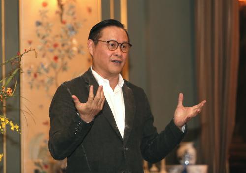 Ông Nguyễn Quốc Khanh, Chủ tịch HAWA nói doanh nghiệp cần tìm ra gu nội thất của khách hàng trẻ.