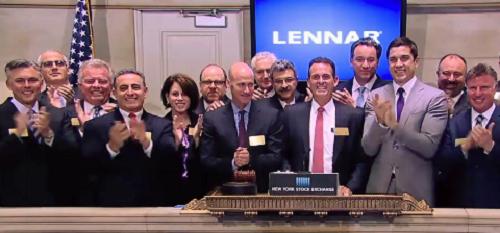 Tập đoàn Lennar có lịch sử lâu đời và uy tín hàng đầu nước Mỹ, đã niêm yết lên sàn chứng khoán New York từ năm 1972