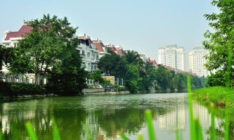 Doanh nghiệp ngoại đổ vốn vào bất động sản Hồ Tây