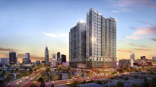 Novaland ra mắt tháp Parkview thuộc dự án The Grand Manhattan