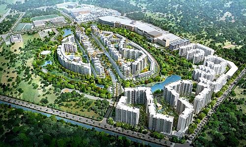 Lời giải từ phía chủ đầu tư cho bài toán phủ xanh đô thị