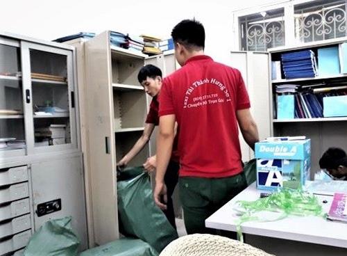 Đội ngũ nhân viên công ty sẽ hỗ trợ nhiệt tình, đảm bảo công việc hoàn thành nhanh chóng.