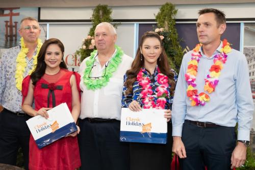 Thương hiệu quản lý resort Crown Royal Corp mở văn phòng tại Việt Nam - ảnh 3