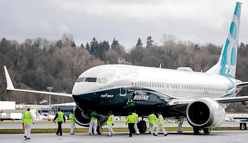 Boeing có thể mất 5 tỷ USD khi toàn bộ 737 MAX bị cấm bay