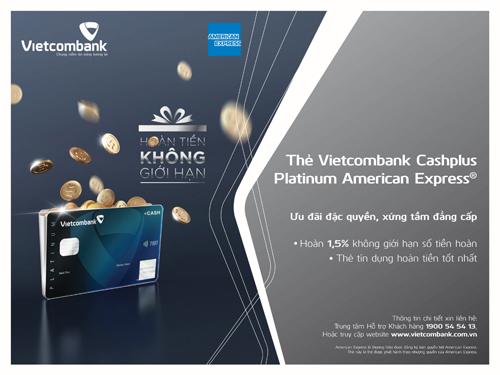 Chủ thẻ Vietcombank Cashplus Platinum American Express được ưu đãi tại Zara Việt Nam - ảnh 1
