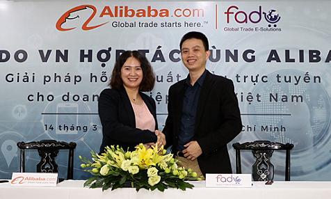Alibaba bắt tay đối tác Việt hỗ trợ doanh nghiệp bán hàng xuyên biên giới - VnExpress Kinh Doanh