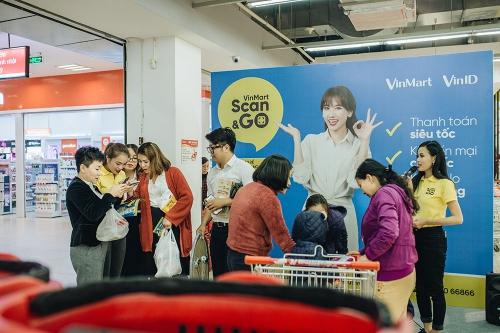 VinMart ứng dụng mã vạch tăng trải nghiệm mua sắm cho khách hàng - ảnh 1