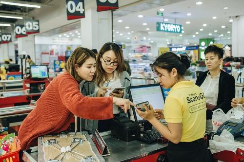 VinMart ứng dụng mã vạch tăng trải nghiệm mua sắm cho khách hàng - ảnh 3