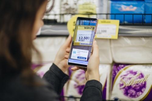 VinMart ứng dụng mã vạch tăng trải nghiệm mua sắm cho khách hàng - ảnh 2