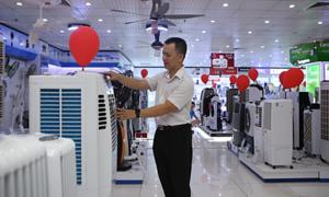 Điện máy Thiên Hòa tung 8 ưu đãi cho sản phẩm máy lạnh