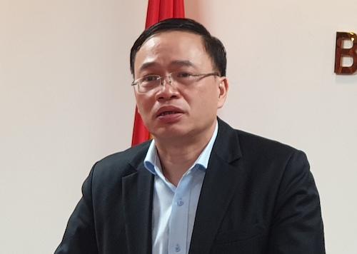 Ông Nguyễn Anh Tuấn - Cục trưởng Cục Điều tiết điện lực (Bộ Công Thương). Ảnh: Hoài Thu