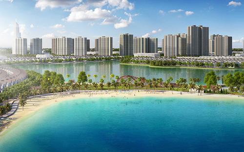 Các dự án VinCity dự kiến chuyển đổi thành các đại đô thị mang thương hiệu Vinhomes.