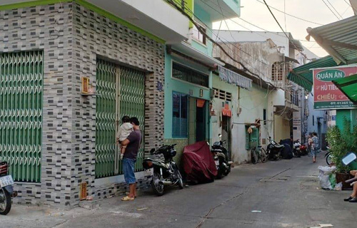 Nhà phố mini Sài Gòn tăng giá mạnh