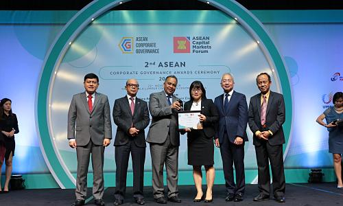 Tập đoàn Bảo Việt nhận giải 'Quản trị công ty khu vực ASEAN'