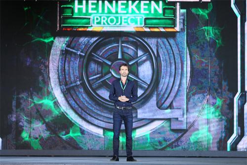 Ông Alexander Koch - Giám đốc Thương mại Cấp cao Heineken Việt Nam.