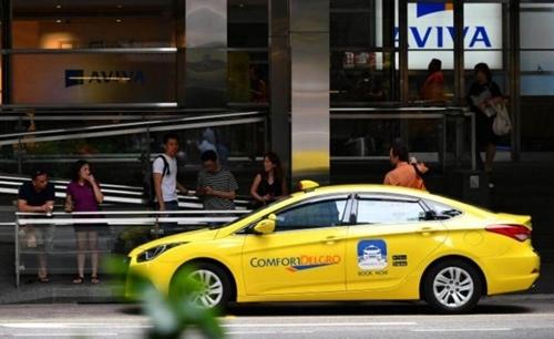 Đại gia taxi Singapore đuối sức tại Việt Nam - Kinh Doanh