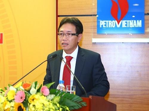 Ông Nguyễn Vũ Trường Sơn - Tổng giám đốc PVN.