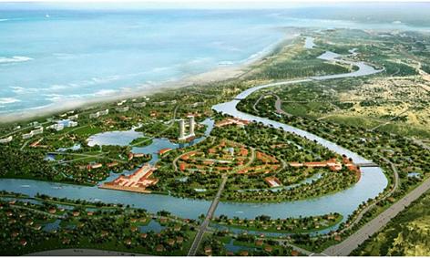 Bất động sản ven biển Quảng Nam đón sóng đầu tư