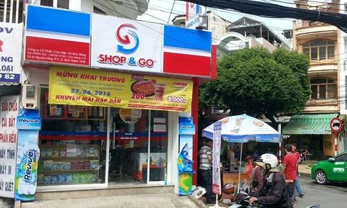 Vingroup mua lại 87 cửa hàng Shop&Go