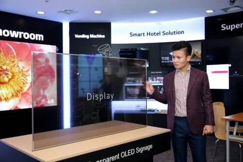 LG dự kiến tung ra 50 mẫu tivi 4K chất lượng cao phục vụ người xem bóng đá.