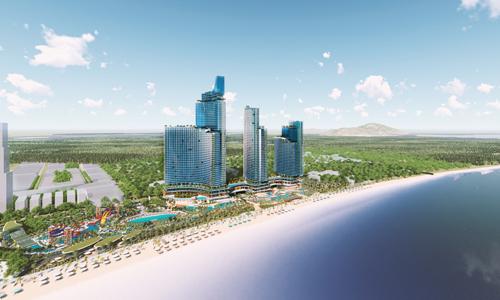 SunBay Park Hotel & Resort Phan Rang - tổ hợp nghỉ dưỡng giải trí biển đầu tiên và lớn nhất Ninh Thuận.