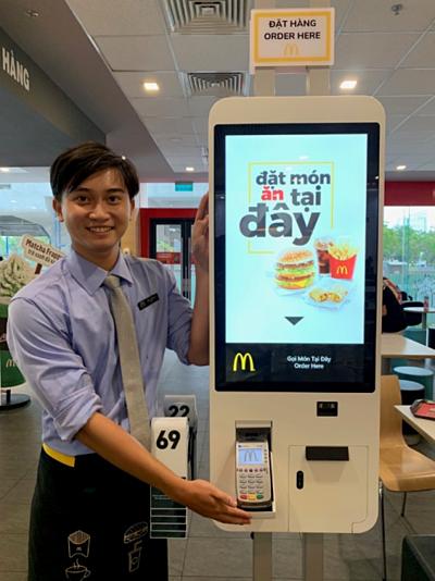 McDonald's Việt Nam giành giải Doanh nghiệp phát triển bền vững - 1
