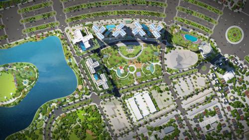 Bất động sản Nam TP HCM hút khách nhờ hạ tầng phát triển