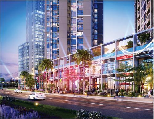 Bất động sản Nam TP HCM hút khách nhờ hạ tầng phát triển - 1
