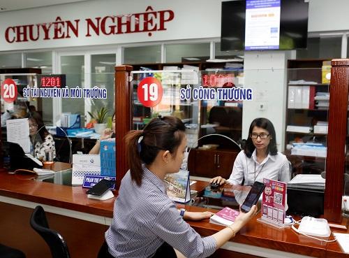 Thanh toán bằng ví điện tử tại Sở Công Thương Đà Nẵng.