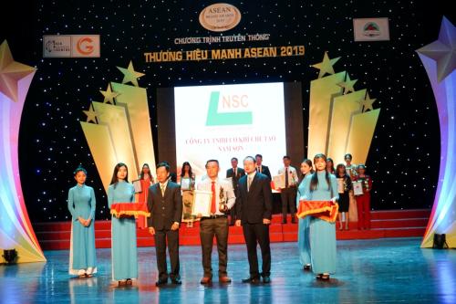Công ty TNHH Cơ khí chế tạo Nam Sơn – Đạt top 100