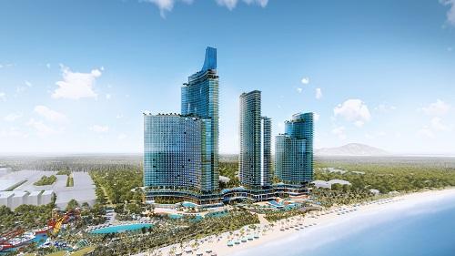 SunBay Park Hotel & Resort Phan Rang Là tổ hợp nghỉ dưỡng giải trí biển quy mô lớn tiêu chuẩn quốc tế đầu tiên tại Ninh Thuận