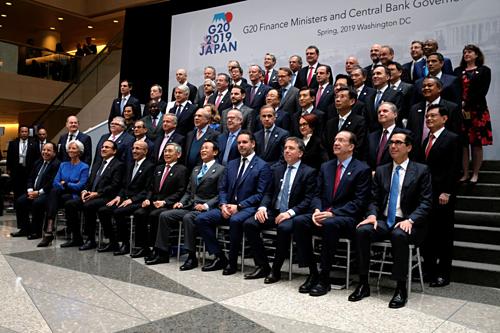 Các nước G20 kêu gọi ngừng chiến tranh thương mại - ảnh 1
