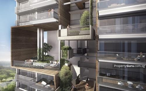 Derbyshire 6 - khu chung cư đầu tiên tại Đông Nam Á phát triển theo mô hình