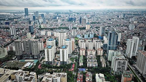 Căn hộ bình dân tại Hà Nội bùng nổ giao dịch trong quý I - Ảnh 1