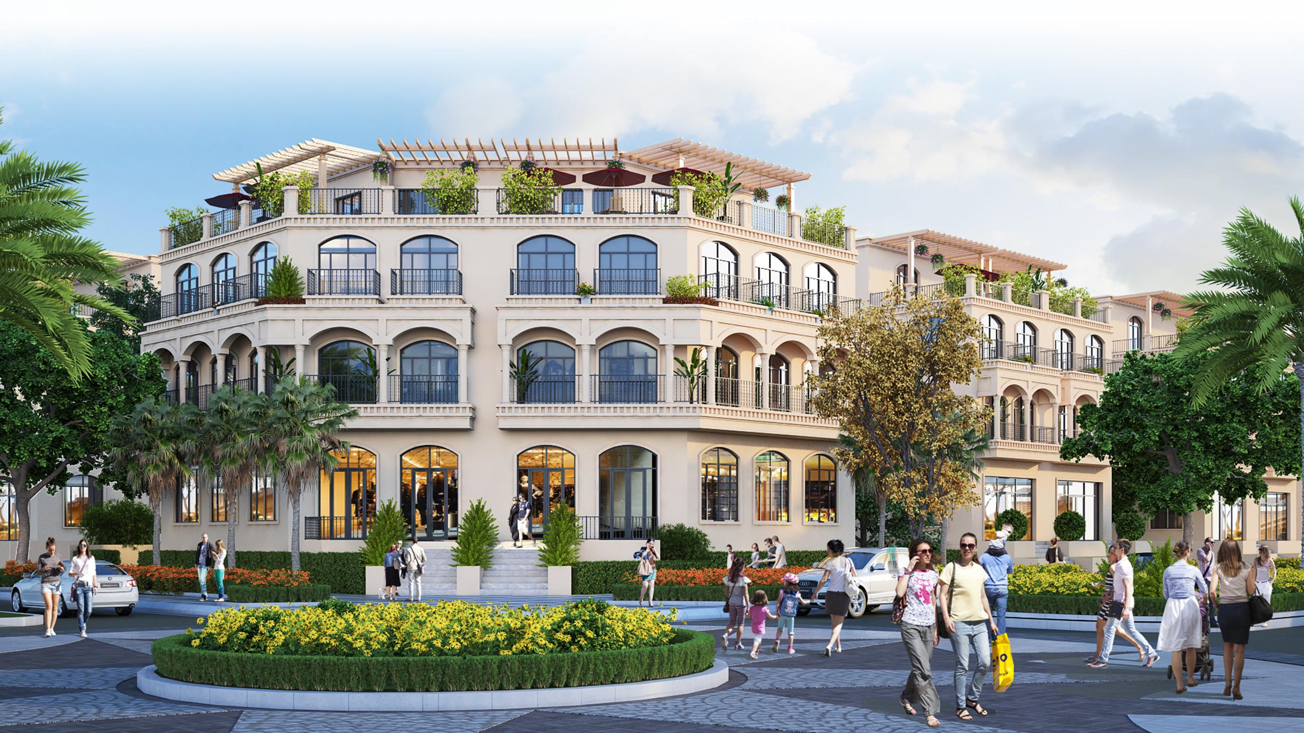 Mô hình bất động sản đa chức năng mới tại Phú Quốc