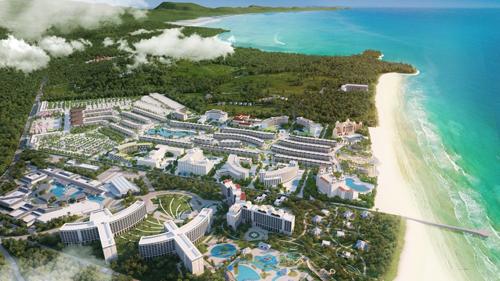 Quỹ đất còn nhiều tạo điều kiện phát triển các dự án quy mô lớn tại Phú Quốc.