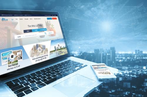 Nền tảng công nghệ bất động sản YouHomes.