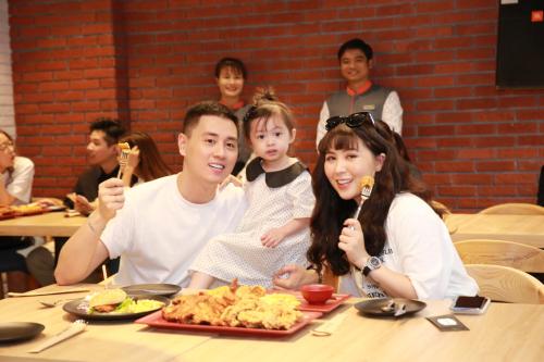 C.P Việt Nam ra mắt chuỗi nhà hàng thức ăn nhanh mới - 1