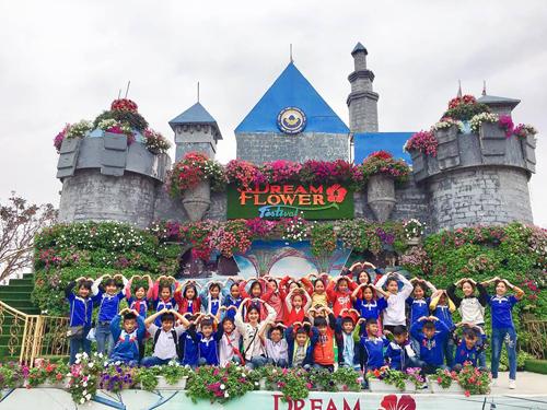 Thiên đường Bảo Sơn nằm tại Km5+200, Đường Lê Trọng Tấn, An Khánh, Hoài Đức, Hà Nội