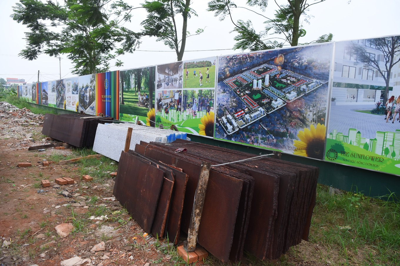 Dự án hơn 2.000 ha bị bỏ hoang suốt một thập kỷ