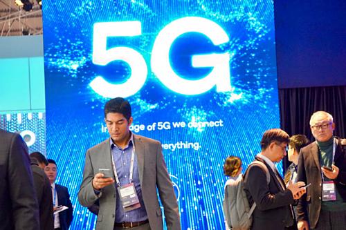 Đã có những quốc gia đầu tiên triển khai mạng 5G. Ảnh: Viễn Thông