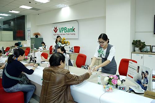VPBank 6091 1555774634 - VPBank đạt doanh thu hơn 7.900 tỷ đồng trong quý I