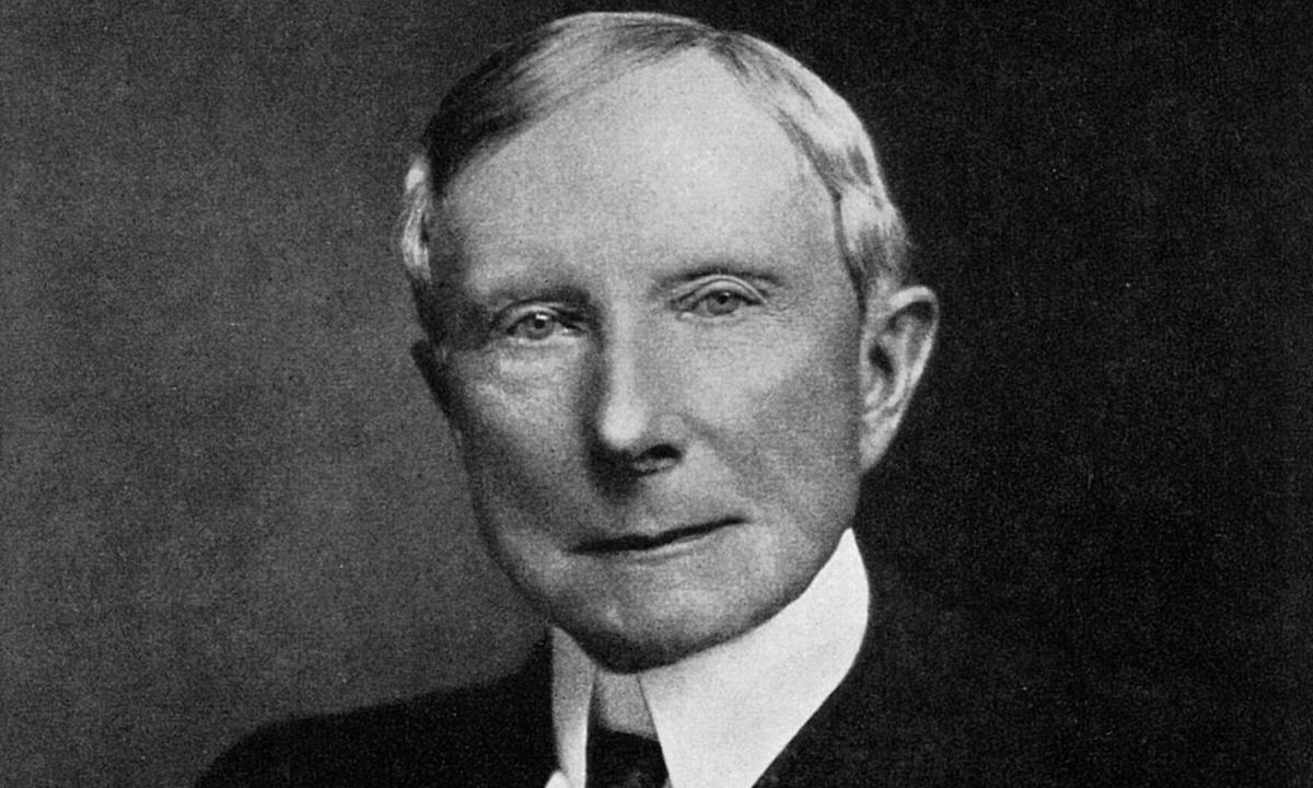 Bí quyết thành công của tỷ phú dầu lửa Rockefeller - Kinh Doanh