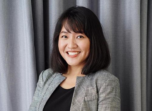 Tân Tổng giám đốc Go-Viet - bà Lê Diệp Kiều Trang.